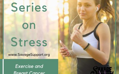 Series On Stress: Exercise