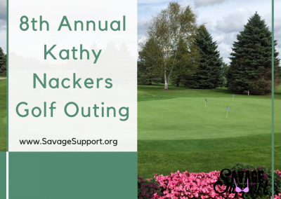 8th Annual Kathy Nackers Memorial Golf Outing