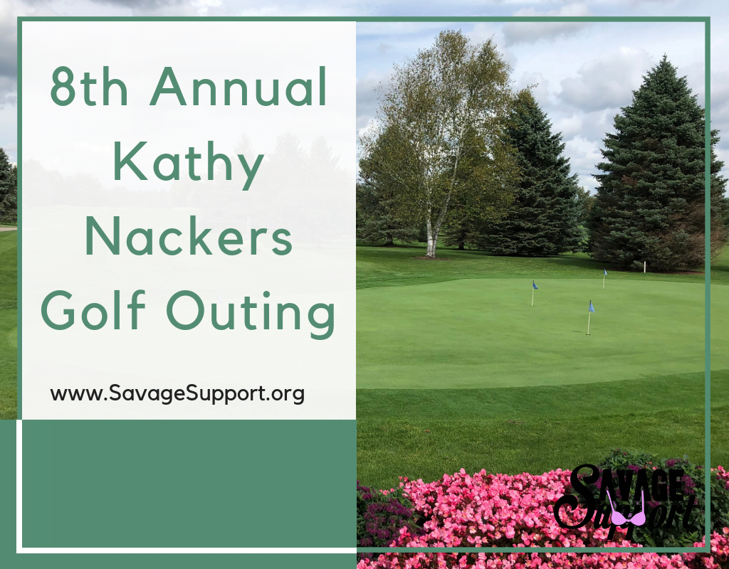 8th Annual Kathy Nackers Memorial Golf Outing: A Huge Success!