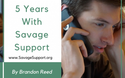 5 Years With Savage Support